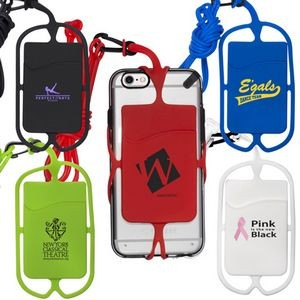 Strappy Mobile Device Pocket