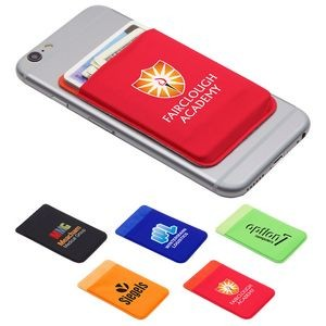 Expandable Lycra Phone Wallet